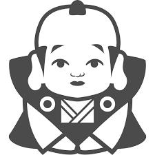 福助人形のフリーイラスト アイコン素材ダウンロードサイトicooon