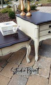 chalk paint coffee table painted furniture