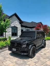 Matte black mercedes g wagon. 2019 Mercedes G63 Amg On Agl57 Monoblock Agluxury Wheels Blog