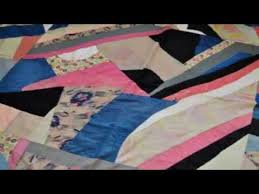 easy beginner quilt crazy quilting youtube - YouTube & easy beginner quilt crazy quilting youtube Adamdwight.com