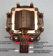 sbc hei wiring diagram images hei troubleshooting page 2 coil in cap chevythunder