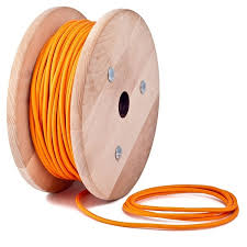 Choose cable lighting 420131 Choose Your High Quality Electrical Fabric Cord Orange Round Core Lighting Cable With Colored Pinterest Choose Your High Quality Electrical Fabric Cord Orange Round