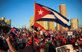 Take Intervention in Cuba ...