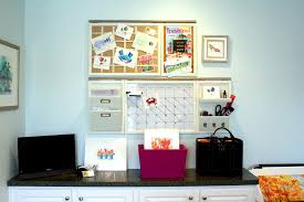 organizing your home office. burlap memo board home office traditional with organizing ideas for your bulletin wall decor