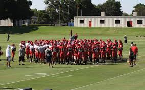 Fresno State Football Depth Chart 2013 Football Fresno State Enters Fall Camp With Higher