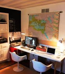 home office desk for two. Modern Small Home Office Designs For Two 4 Desk A