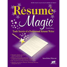 Buy Resume Magic: Trade Secrets of a Professional Resume Writer in Cheap  Price on m