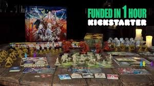All content must be related to epic seven. Epic Seven Arise The Board Game Up On Kickstarter Games Predator