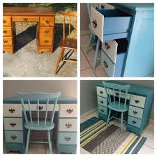 diy furniture restoration ideas. Cabinet Diy Antique Furniture Restoration Incredible An Old Desk And Chair Revamp It Image Of Ideas O