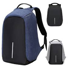 <b>Multifunction USB charging Men</b> Laptop Backpacks For Teenager ...