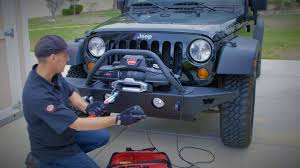 warn bumper and zeon winch install how to upgrade jeep wrangler warn bumper and zeon winch install how to upgrade jeep wrangler jk