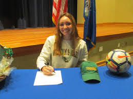 Lewis Mills' Mills signs with William & Mary - The Register Citizen