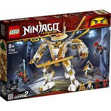 LEGO NINJAGO Legacy Golden Mech - 71702