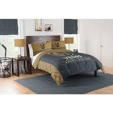 vegas golden knights nhl draft full queen comforter