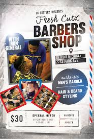 barber flyer barber shop flyer ultimateclubflyers com