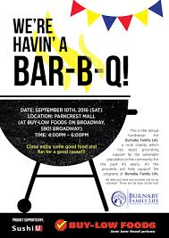Bbq Poster Bfl Bbq Poster Burnaby Board Of Trade