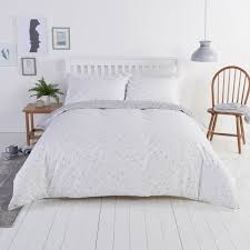close image for sainsbury s home star print brushed cotton bed linen from sainsbury s