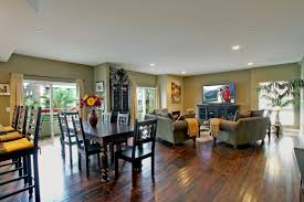 Open Living Room Designs Living Room Long Narrow Living Dining Room Design With Rectangle