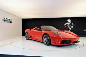 To commemorate ferrari's 16th victory in the formula 1 constructor's world championship in 2008, ferrari unveiled the scuderia spider 16m at world finals in mugello. 2009 Ferrari Scuderia Spider 16m Top Speed