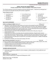 Event Manager Resume Event Resume Sample Resume Cv Cover Letter