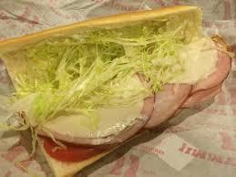 jimmy john s ham sandwich. Simple Ham Jimmy Johns Pepe Sub On John S Ham Sandwich