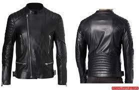 men biker style leather jacket 98988822221 zoom helmet