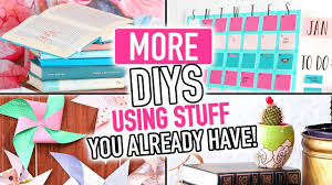 more diys using stuff you already have around your house diy compilation handmade