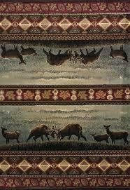 lake house bathroom rugs rustic area rug southwestern western cabin with decor so customer benefits