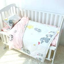 cloud baby bedding sets cloud bed set set cotton baby bedding set elephant cloud pattern baby