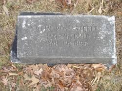 John Ross Steele (1851-1895) - Find A Grave Memorial