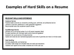 Hard Skills List Resumes Resume Hard Skills Good Skills On Resume Hard Skills List