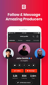 Beatstars Instrumental Beats App For Iphone Free