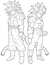 Small Picture Beautiful Dragon Ball Z Coloring Book Photos New Printable