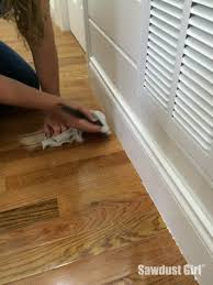 interior how to get paint off wood floors sawdust girl average of 4 how
