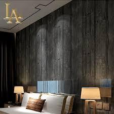 Kaufen Moderne Vintage Einfache Holz Tapete Für Wände Dekor 3d Wand