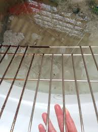 oven cleaner on bathtub how to clean oven racks in the bathtub appliances cleaning tips how oven cleaner on bathtub