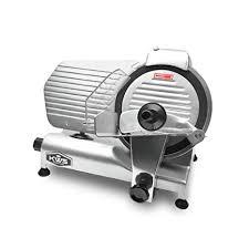 KWS MS-10NT Premium <b>Commercial</b> 320W <b>Electric Meat Slicer</b> 10