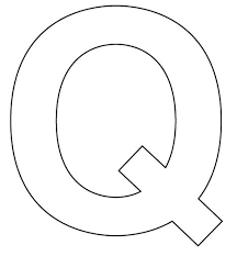 Small Picture Letter Q C oloring Pages All Coloring Pages
