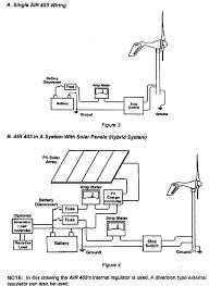 wind turbine information solar online air403 basic wiring diagrams