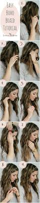 5 Minute Hairstyles For Girls 40 Of The Best Cute Hair Braiding Tutorials Braids Tutorial Easy