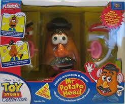 mr potato head toy story collection. Wonderful Potato TOYSTORYMRPOTATOHEADCOLLECTION2010FIRST And Mr Potato Head Toy Story Collection B
