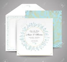 Wedding Thank You Notes Templates Set Of Wedding Cards Floral Invitation Thank You Card Save