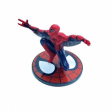 Spiderman Cake Topper Figurine