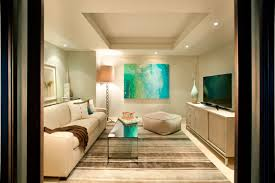 ... Home Decor Delightful Contemporary Best Interior Designers Residential  Design With Beige Color Sofa And Gray Rectangle ...