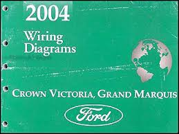 2004 crown victoria wiring diagram 2004 image 2004 crown victoria grand marquis original wiring diagram manual on 2004 crown victoria wiring diagram