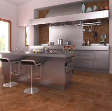 Wood Tile Floor Kitchen Engineered Kitchen Wood Tile Floors Kitchen Ideas