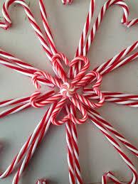 DIY Candy Cane Christmas Wreath  Candy Cane Wreath Candy Canes Candy Cane Wreath Christmas Craft