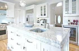 carrara marble countertop. Carrara Marble Countertops Granite Color On This Kitchen Island Looks Like Countertop