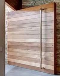 architectural door replacement
