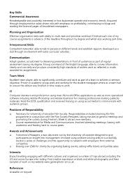 skill based resume sample existing customer written authority santander for intermediaries